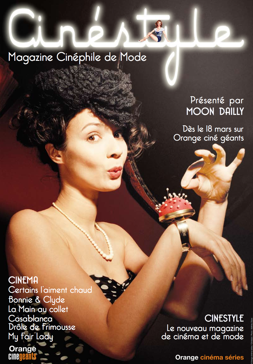 Translation of Cinéstyle Magazine