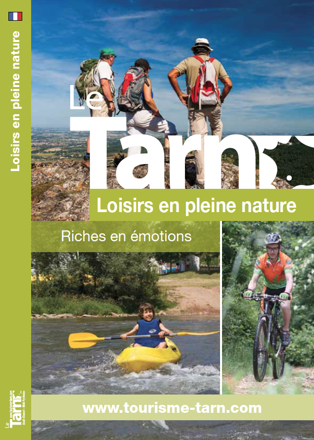Tourism translation for the Tarn CDT (Departmental Tourism Committee)