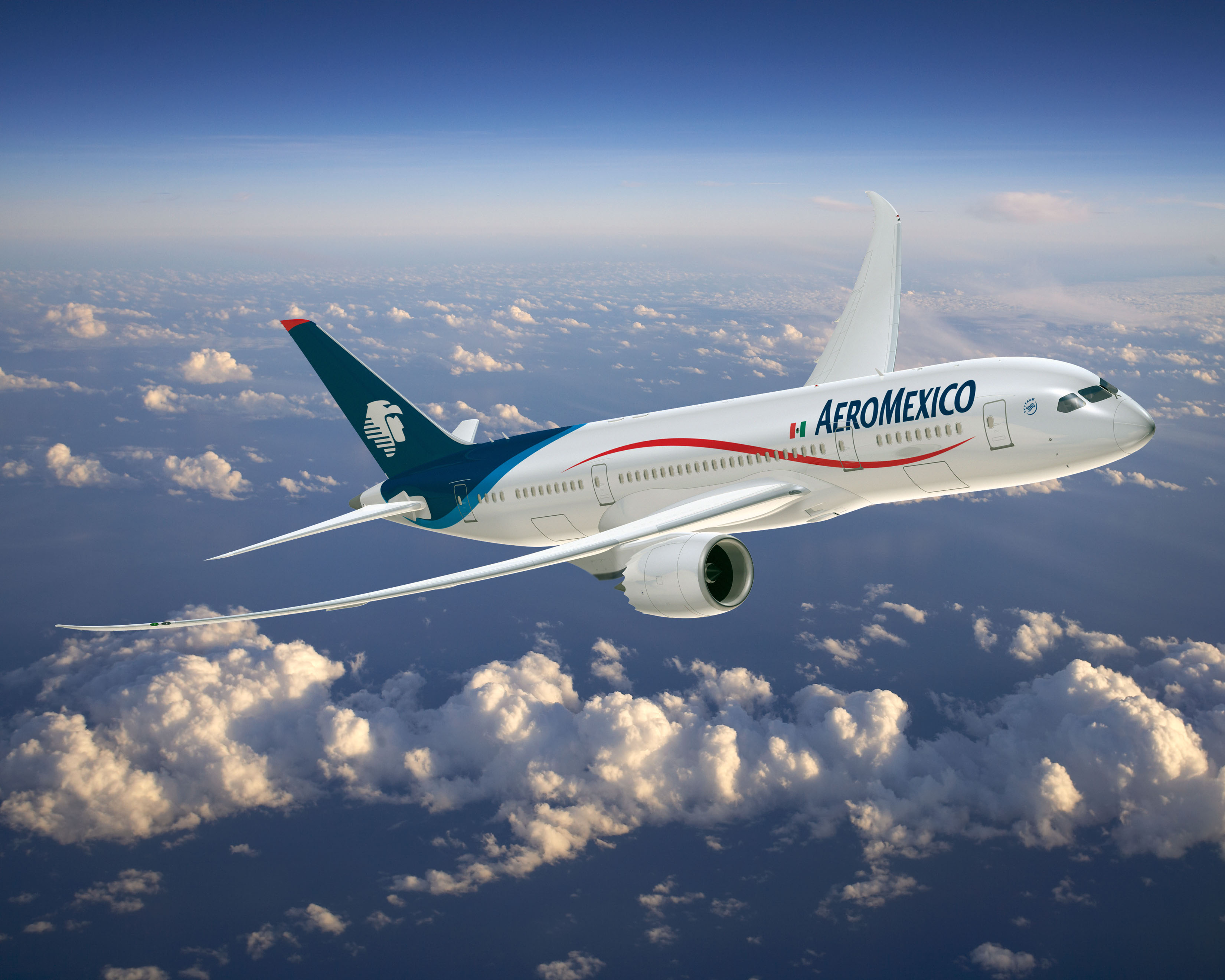 Aerial transport translation Aeromexico
