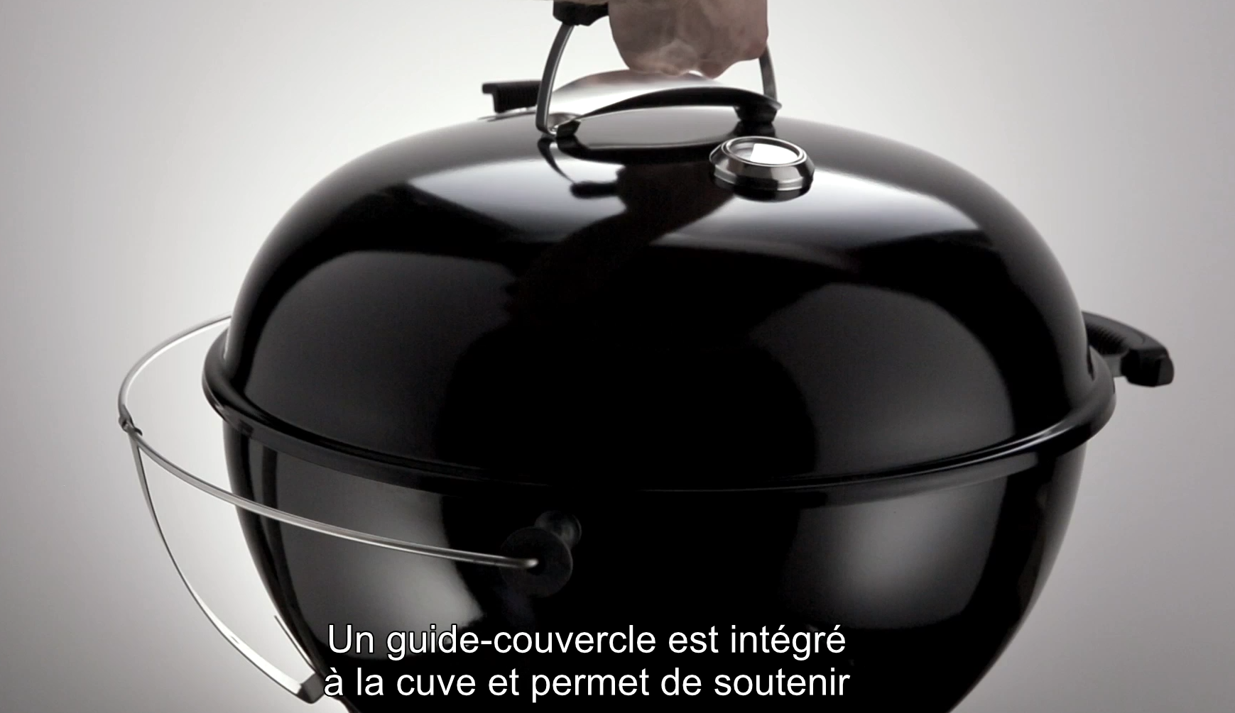 Video subtitling for barbeque giant, Weber