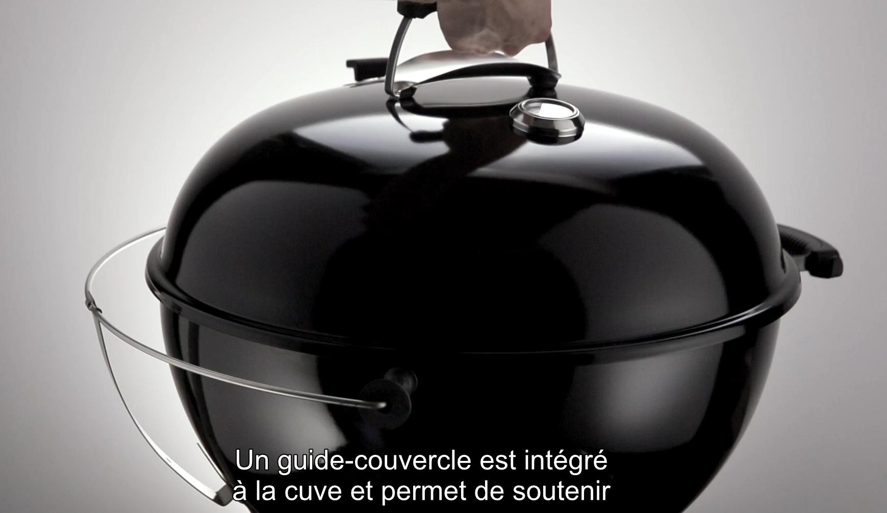 Video subtitling for barbeque giant, Weber