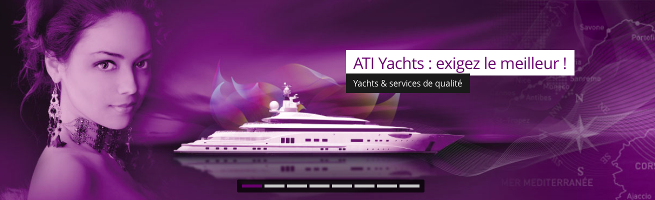 Website translation in the field of yachting