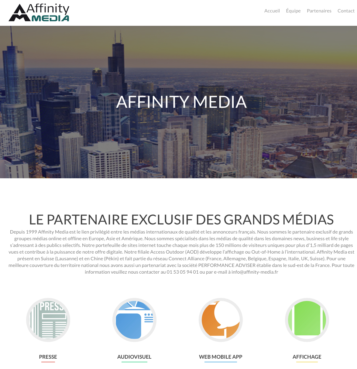 Multilingual translation for Affinity Media