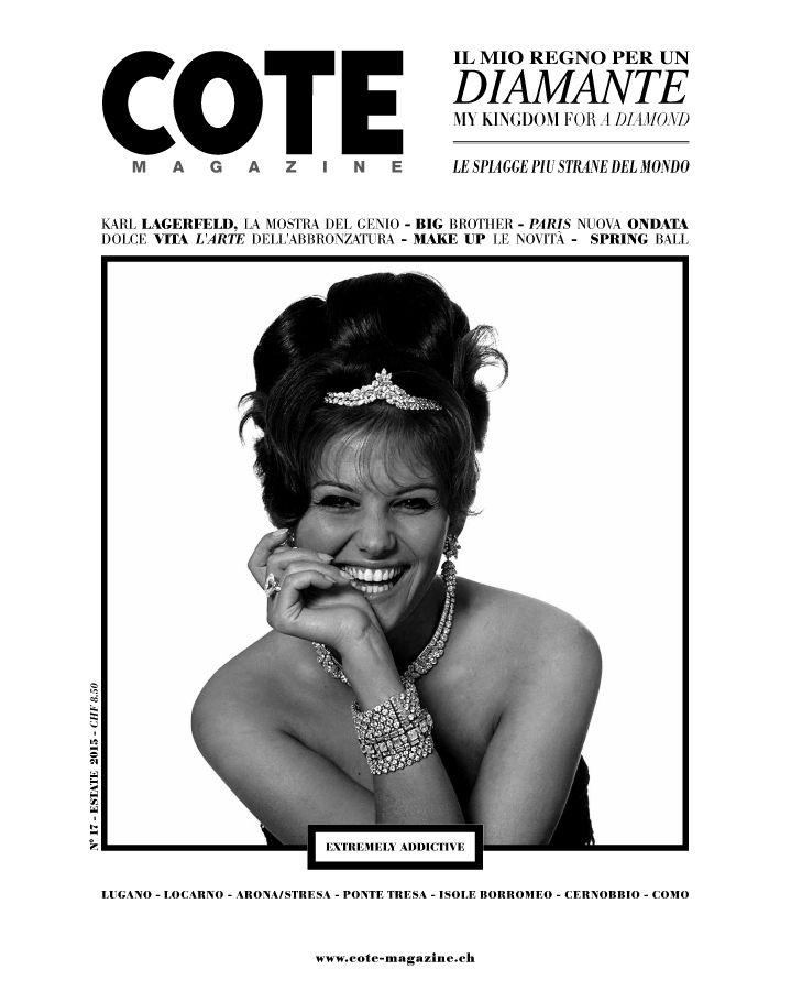 Translation of Cote Lugano magazine