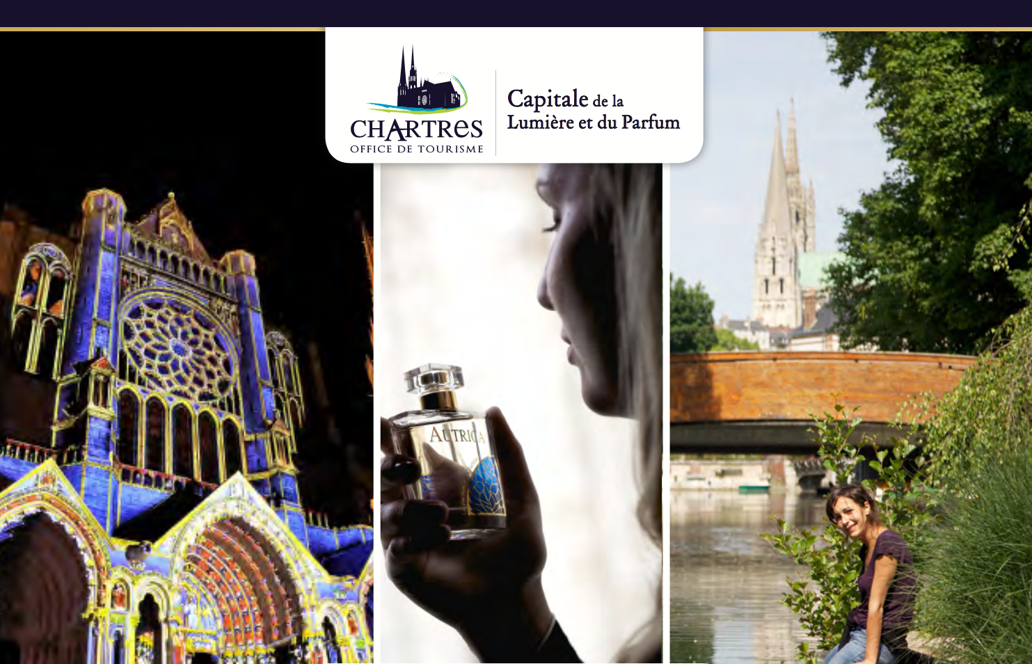 French to German translation for the town of Chartres