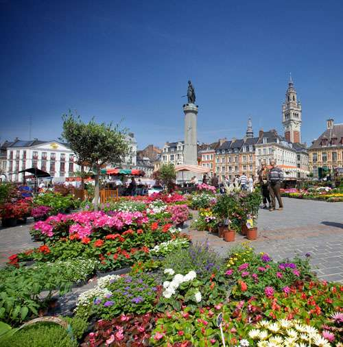 Atenao wins the invitation to tenders for the Lille tourist information centre