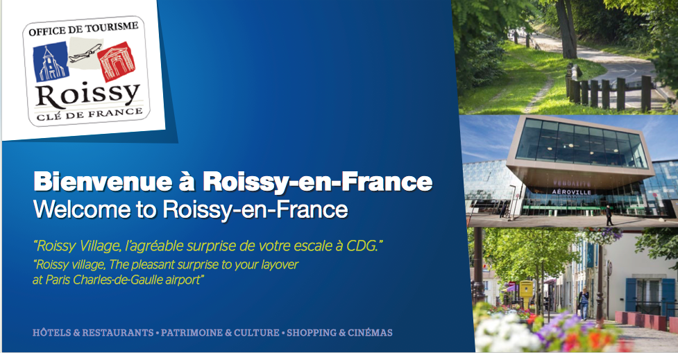 Translation for the town of Roissy