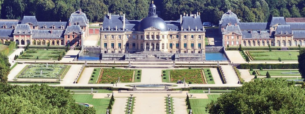 Tourism translation for Vaux le Vicomte