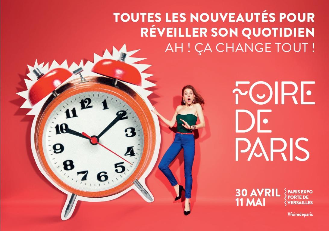 Foire de Paris 2014 Translation
