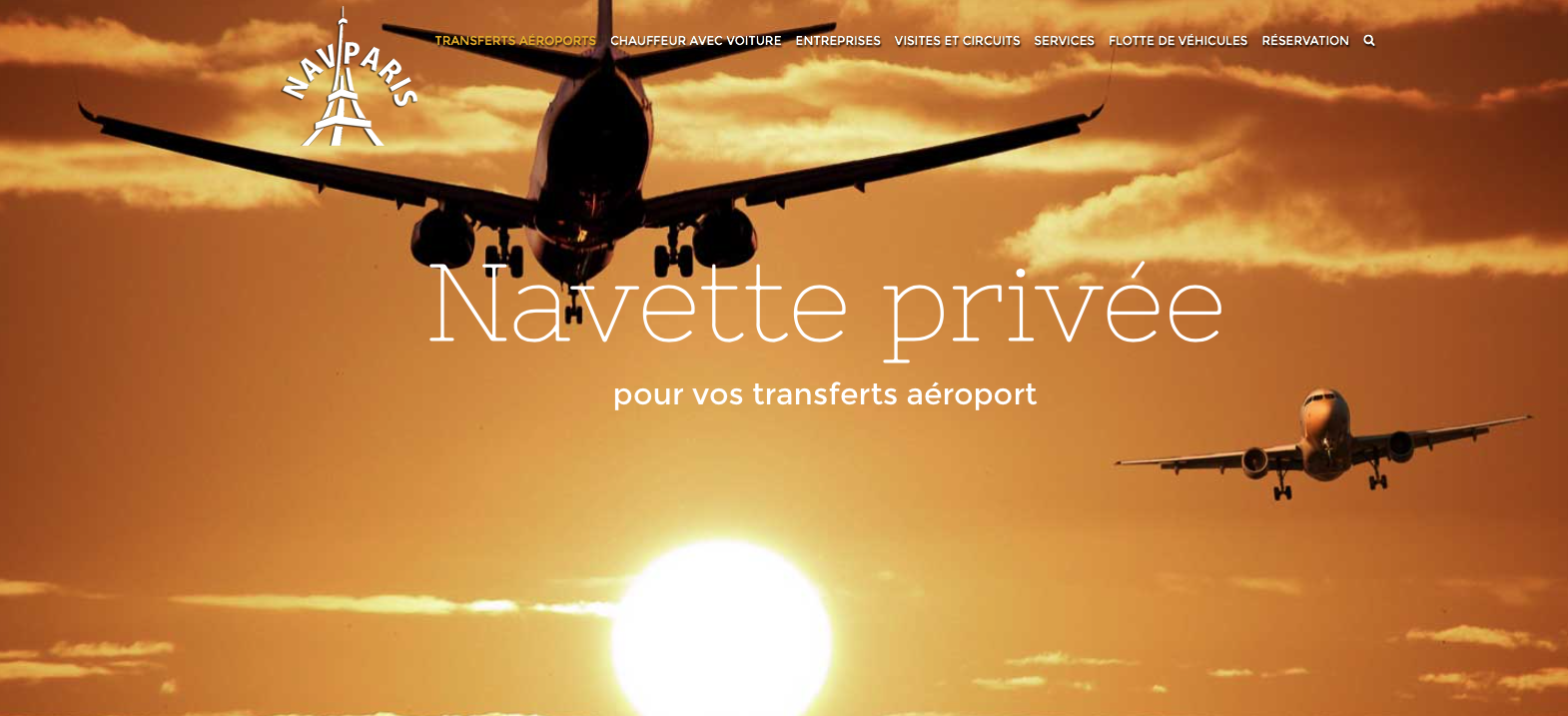 Atenao translates the Navparis website